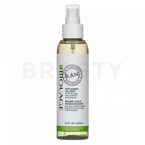 Matrix Biolage R.A.W. Replenish Oil-Mist Haaröl für alle Haartypen 125 ml