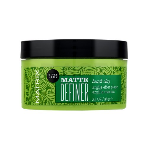 Matrix Style Link Play Matte Definer Beach Clay modeling clay for a matte effect 100 ml