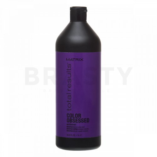 Matrix Total Results Color Obsessed Shampoo Shampoo für gefärbtes Haar 1000 ml