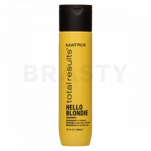 Matrix Total Results Hello Blondie Shampoo shampoo for blond hair 300 ml