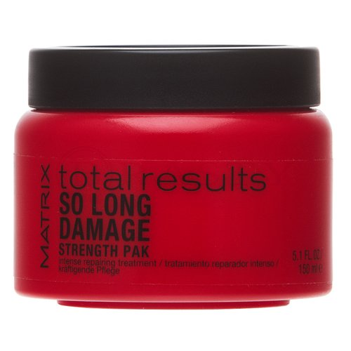 Matrix Total Results So Long Damage Strength Pak maska pro dlouhé vlasy 150 ml