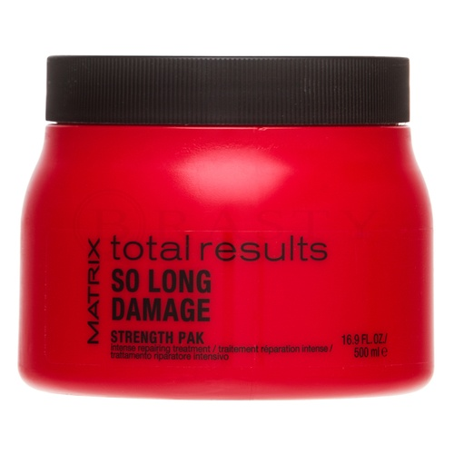 Matrix Total Results So Long Damage Strength Pak maska pro dlouhé vlasy 500 ml