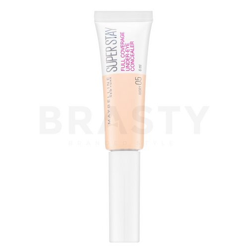 Maybelline Super Stay Full Coverage Under Eye Concealer 005 Ivory Flüssig-Korrektor für die Augenpartien 6 ml