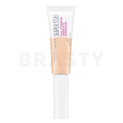 Maybelline Super Stay Full Coverage Under Eye Concealer 010 Fair Flüssig-Korrektor für die Augenpartien 6 ml