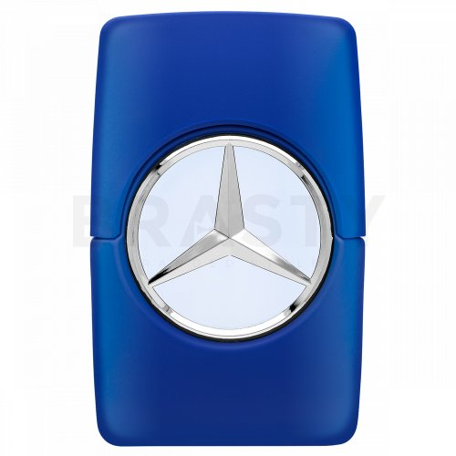 mercedes-benz mercedes-benz man blue