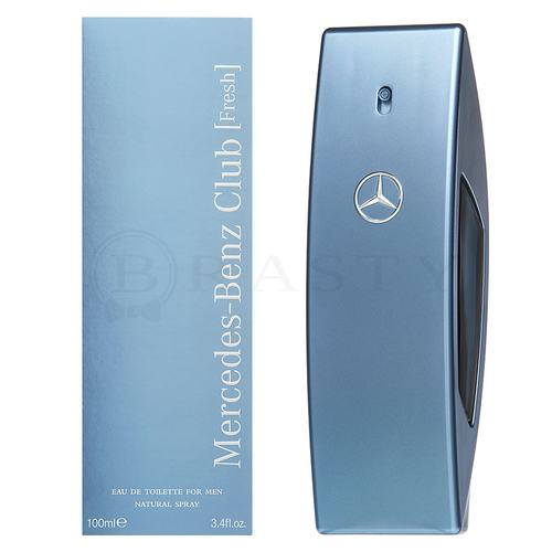 Mercedes Benz Mercedes Benz Club Fresh Eau de Toilette for men 100 ml