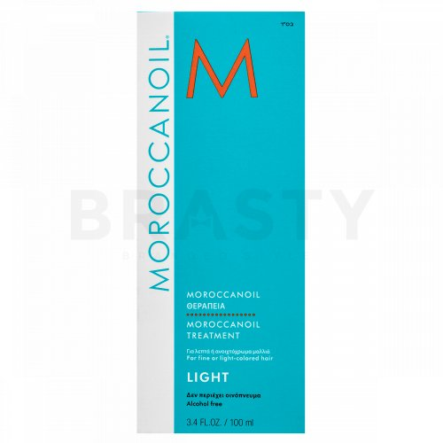 Moroccanoil Repair Treatment Light olejek do włosów delikatnych 100 ml