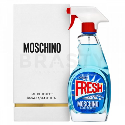 Moschino Fresh Couture Eau de Toilette für Damen 100 ml