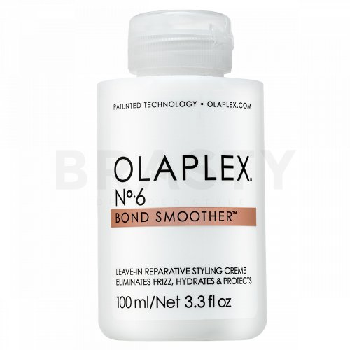 Olaplex Bond Smoother No.6 leave-in cream for extra dry and damaged hair 100 ml