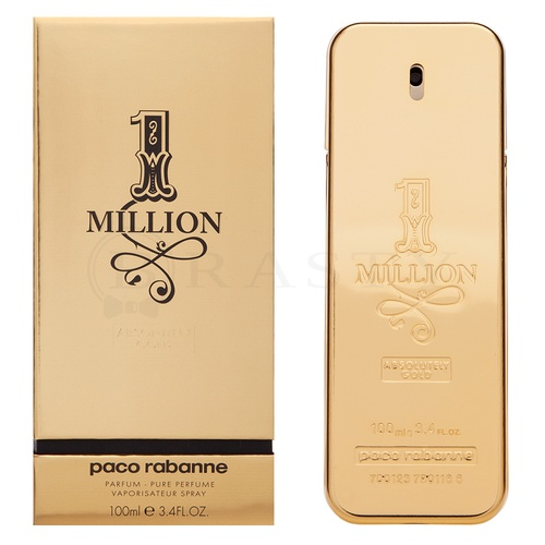 Paco Rabanne 1 Million Absolutely Gold czyste perfumy dla