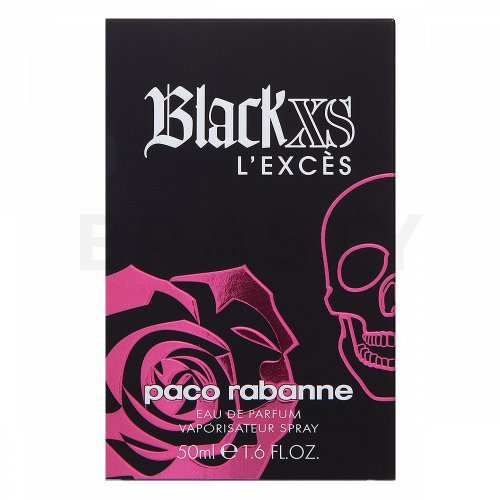 Paco Rabanne Black XS L'Exces for Her Eau de Parfum für Damen 50 ml