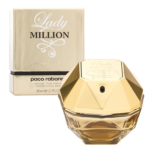 Paco Rabanne Lady Million Absolutely Gold czyste perfumy dla