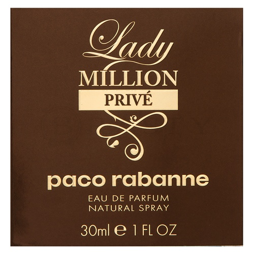 Paco Rabanne Lady Million Prive Eau de Parfum für Damen 30 ml