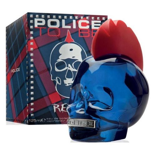 Police To Be Rebel Eau de Toilette da uomo 125 ml