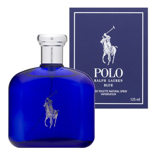 Ralph Lauren Polo Blue Eau de Toilette für Herren 125 ml