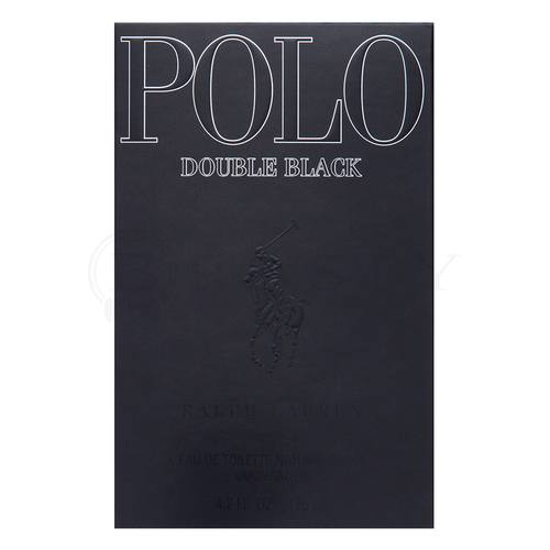 Ralph Lauren Polo Double Black Eau de Toilette für Herren 125 ml