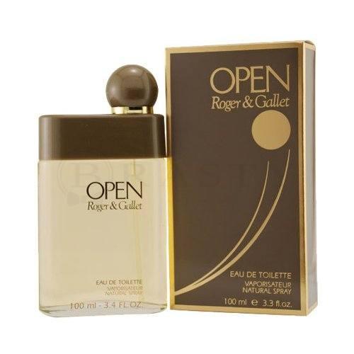 roger & gallet open