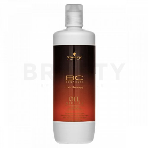 Schwarzkopf Professional BC Bonacure Oil Miracle Argan Oil Oil-in-Shampoo Shampoo für normal-dickes Haar 1000 ml