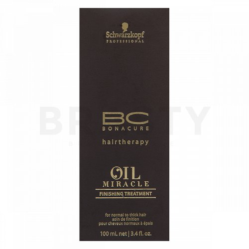 Schwarzkopf Professional BC Bonacure Oil Miracle Finishing Treatment Haaröl für normales Haar 100 ml