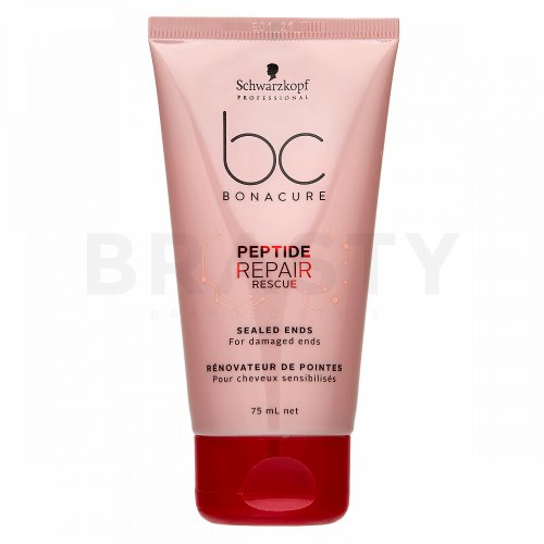 Schwarzkopf Professional BC Bonacure Peptide Repair Rescue Sealed Ends serum for split hair ends 75 ml