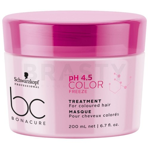 Schwarzkopf Professional BC Bonacure pH 4.5 Color Freeze Treatment Haarmaske für gefärbtes Haar 200 ml