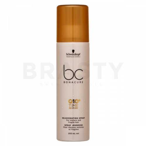 Schwarzkopf Professional BC Bonacure Q10+ Time Restore Rejuvenating Spray Verjüngung Spray 200 ml