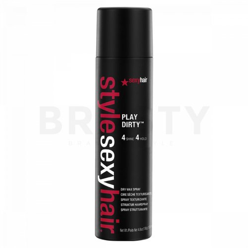 Style Sexy Hair Play Dirty Dry Wax Spray Haarwachs als Spray 150 ml