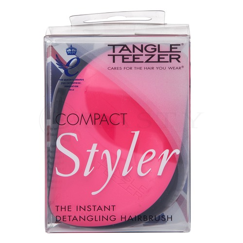 Tangle Teezer Compact Styler Haarbürste Pink Sizzle