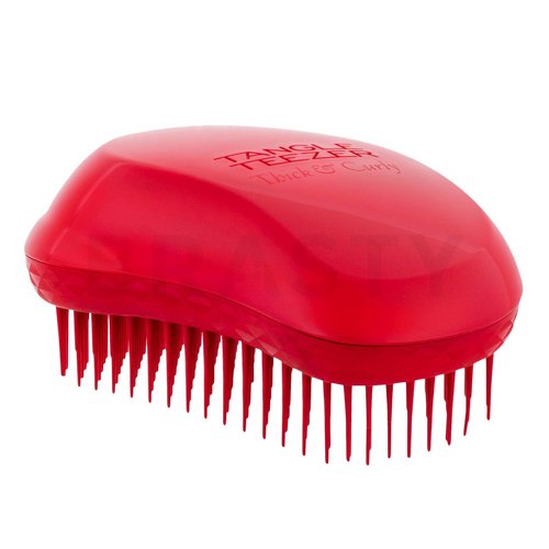 Tangle Teezer Thick & Curly Haarbürste für lockiges und krauses Haar Thick and Curly