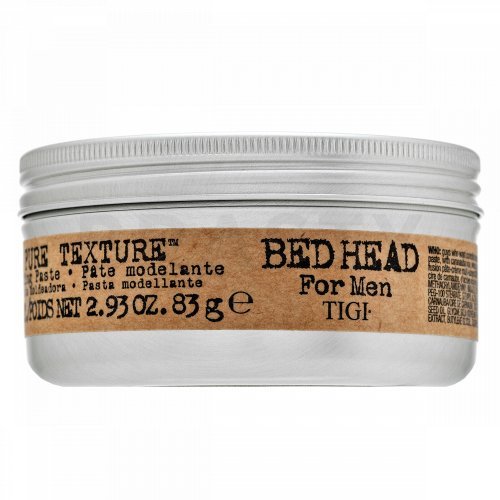 Tigi Bed Head For Men Pure Texture Molding Paste Modellierpaste für mittleren Halt 83 ml