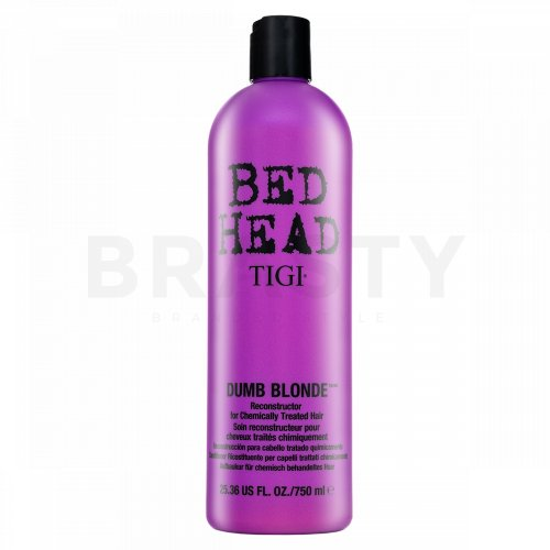 Tigi Bed Head Dumb Blonde Reconstructor Conditioner für blondes Haar 750 ml