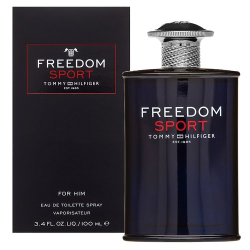 Tommy Hilfiger Freedom Sport for Him Eau de Toilette for men 100 ml