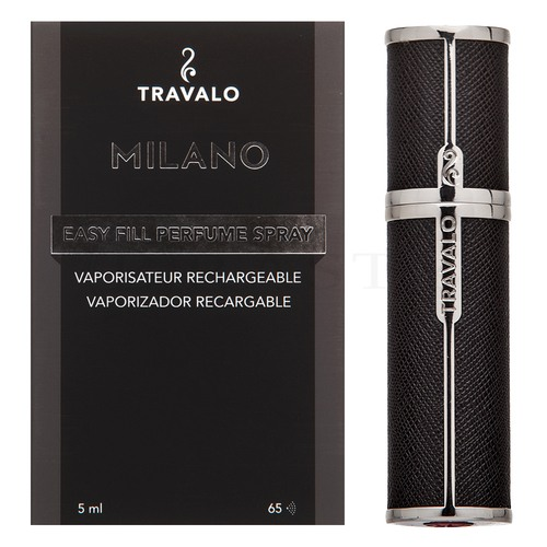 Travalo Milano 5 ml sticluta reincarcabila cu atomizer unisex 5 ml