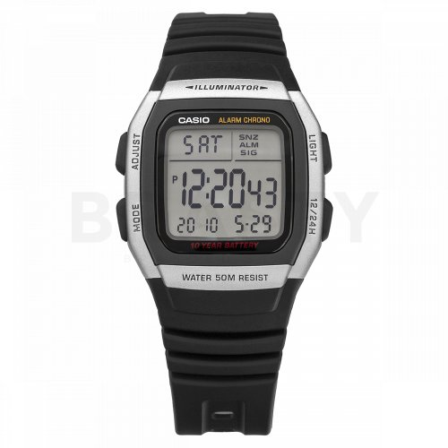 Watch for men Casio W-96H-1A