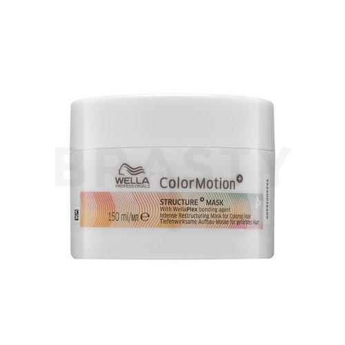 Wella Professionals Color Motion+ Structure+ Mask nourishing hair mask for coloured hair 150 ml