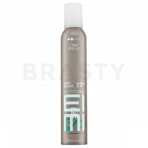 Wella Professionals EIMI Nutricurls Boost Bounce mousse for wavy and curly hair 300 ml