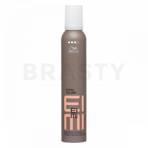 Wella Professionals EIMI Volume Extra Volume mousse for strong fixation 300 ml