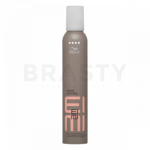 Wella Professionals EIMI Volume Shape Control mousse for extra strong fixation 300 ml
