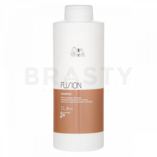 Wella Professionals Fusion Intense Repair Shampoo fortifying shampoo for damaged hair 1000 ml