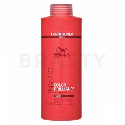 Wella Professionals Invigo Color Brilliance Vibrant Color Conditioner Conditioner für raues und coloriertes Haar 1000 ml