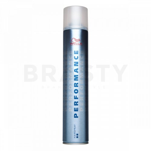 Wella Professionals Performance Extra Strong Hold Hairspray hair spray for extra strong fixation 500 ml