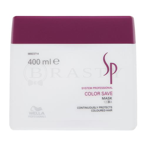 Wella Professionals SP Color Save Mask maska do włosów farbowanych 400 ml