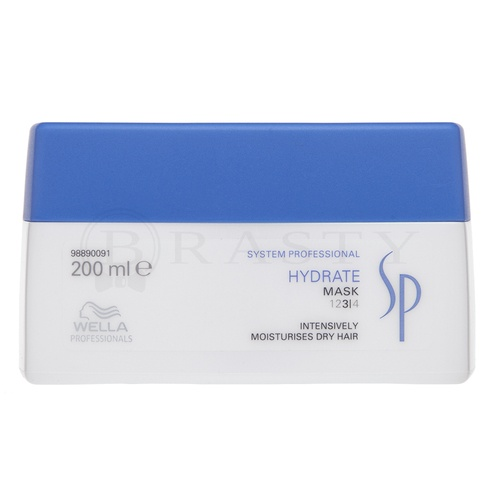 Wella Professionals SP Hydrate Mask maska do włosów suchych 200 ml