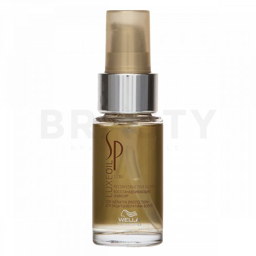 Wella Professionals SP Luxe Oil Reconstructive Elixir hair oil for all hair types 30 ml