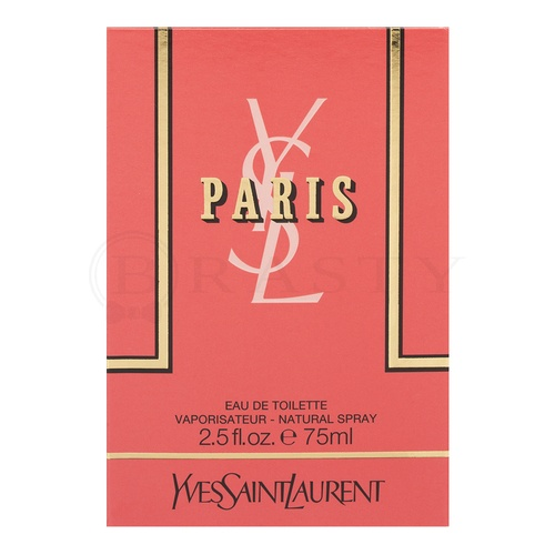 Yves Saint Laurent Paris Eau de Toilette femei 75 ml
