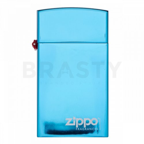 zippo fragrances into the blue